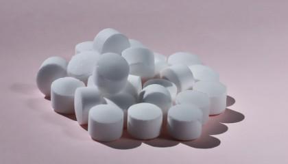 2. Kalite Mekanik Tablet Tuz